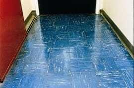 Asbestos management surveys - Asbestos Floor Tiles