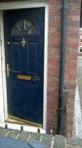 Asbestos surveys Manchester - house on Chapel Street Manchester