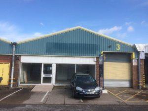 Unit 3, CWRT Ewain, Centra TW, Chester.