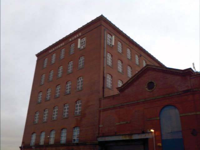 Asbestos surveys Oldham - Hartford Works, Oldham.