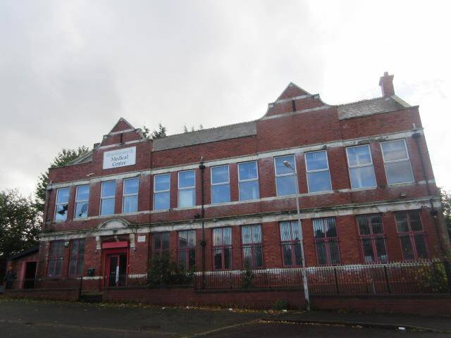 Asbestos surveys Stockport - Houldsworth Medical Centre, Stockport