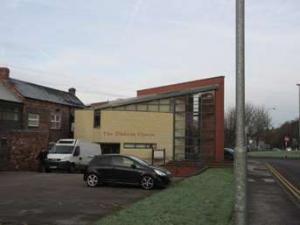 Asbestos surveys Stoke on Trent - The Dudson Centre, Stoke on Trent.