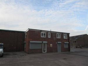 Asbestos surveys Trafford - Unit 1 Richmond Road, Trafford Park.