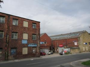 Asbestos surveys Wakefield - Flanshaw Trading Estate in Wakefield
