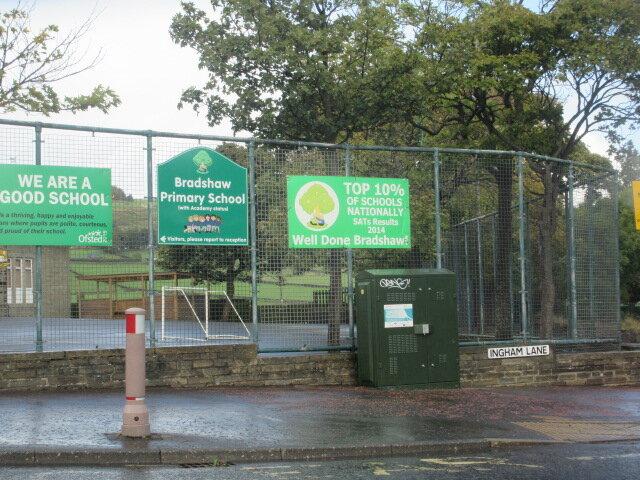 Asbestos surveys Halifax - Bradshaw Primary School, Halifax