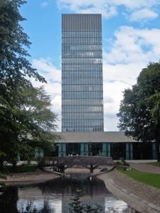 Asbestos surveys Sheffield - Sheffield Arts Tower