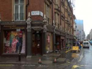 Asbestos surveys London - 55-61 Wigmore Street, London.
