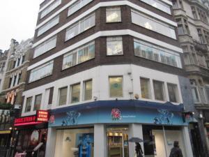 Asbestos surveys London - 351 Oxford Street, London.