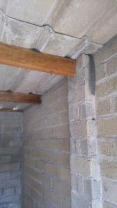 How to remove asbestos from a shed or garage - garage roof containing asbestos