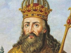 Asbestos legends and tales from as far back as ancient times - Charlemagne, otherwise know as Charles the Great.