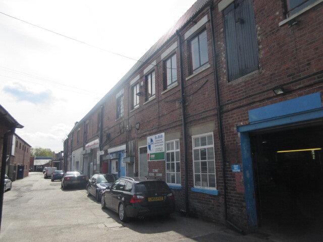 Asbestos surveys Stockport - The National Trading Estate, Stockport