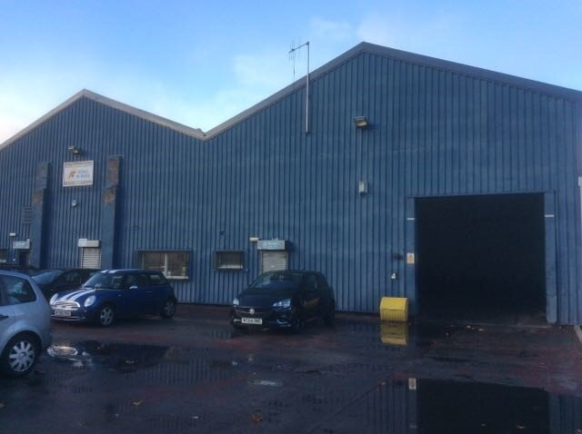 Units at the Redwing Centre, Trafford park, Manchester