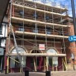 Asbestos surveys Wakefield -silver st wakefield
